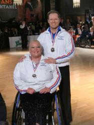 GB Winners- Dutch Open Wheelchair Championships