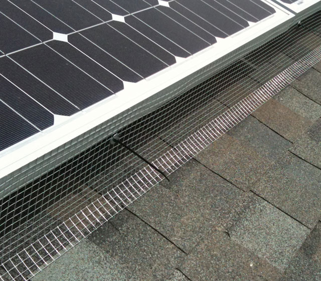 Bird Barrier Introduces Solar Panel Exclusion Kits