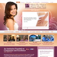 Phoenix Eye Care and Plastic Surgery Center Releases New Website