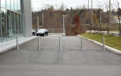 Reliance Foundry's new 316 stainless steel retractble bollards can be used in a wider variety of applications than ever before.