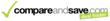 compareandsave.com dealfinder logo