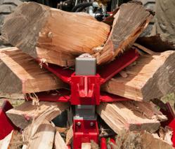 Timberwolf Firewood Splitter