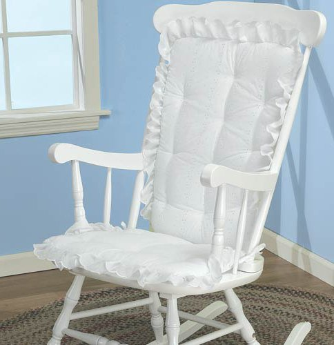 New Rocking Chair Cushions Highlighted by Rockingchaircushions ...