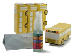 The Ultra Clarity Little Eyes Lens Care Collection