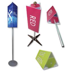 Pole Sign 360