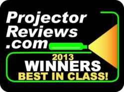 Winners of the 2013 Best Home Theater Projector Report