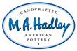 Hadley Pottery is 100% made and painted in the US