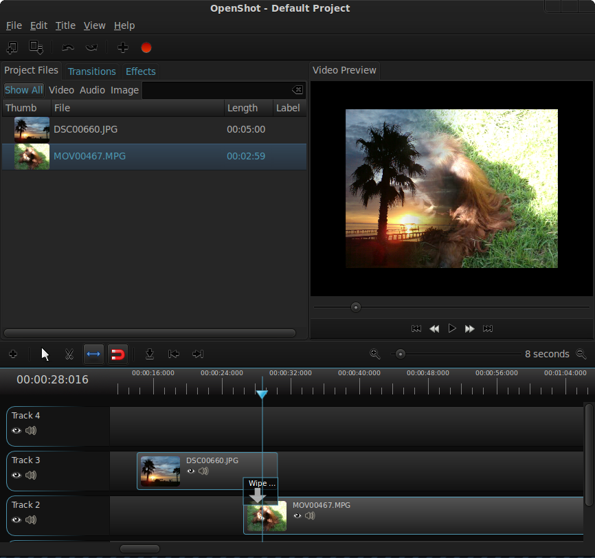 OpenShot Video Editor Achieves Crowdfunding Goal, Coming to Windows and Mac