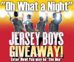 "Oh What a Night"" JERSEY BOYS Experience at PARIS Las Vegas"