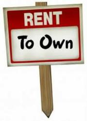 Rent to Own Homes, Rent to Own