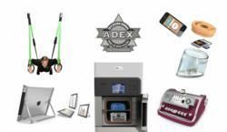 PDT wins five ADEX Platinum Awards for product design