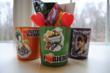 Justin Bieber theme party favors