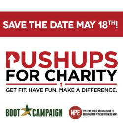 Pushups For Charity