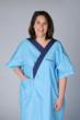 Goodbye Drafty Backside, Hello Comfort in New Patient Gown
