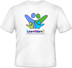 iLearnNEarn2 t-shirt