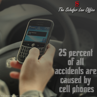 Cell Phones Use Cause Accidents