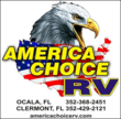 America Choice RV Announces New Eagle Eye Pricing Tool