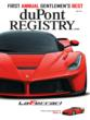 duPont REGISTRY™ Editors Select The Best Luxury Lifestyle Products...