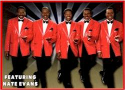 The Temptations Revue: A Tribute feat. Nate Evans