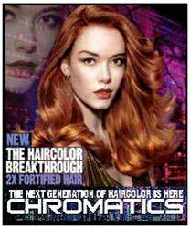 Chromatics the Future of Haircolor