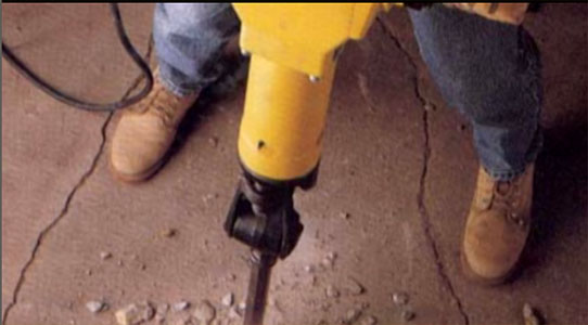 Seven myths on tunneling under a house vs cutting slabs