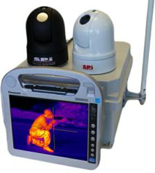 wireless pan tilt thermal camera