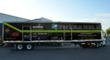Prototype semi-trailer incorporating WedWay power refrigeration system with EnerDel's lithium-ion battery