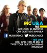 "R5 Set to Appear on Music Choice's ""U&A"""