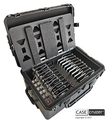 Casecruzer 20 Pack Ipad Mini Mobile Charging Station