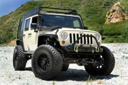 4WD Trail Master Suspension apparel Jeep wheels