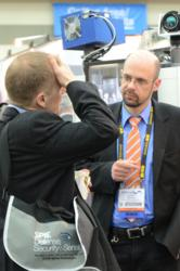 The SPIE Defense, Security, and Sensing exhibition provides opportunities for researchers and developers to meet face-to-face with suppliers.