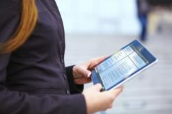 iCompass AgendaNotes iPad app