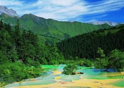 Jiuzhaigou Summer