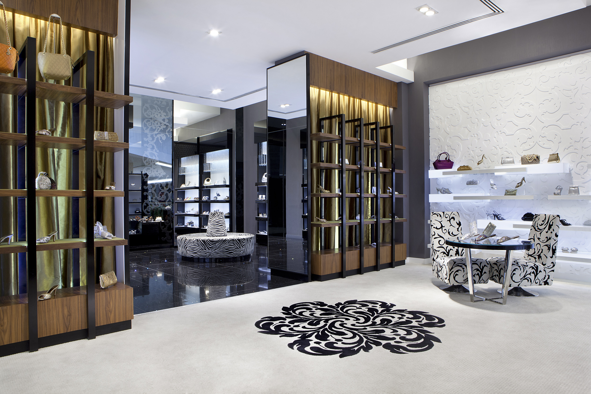 Nicoli announces yet another premier store in the nicoli for Luxury boutique