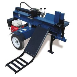 Iron & Oak Log Splitters by Brave products.
