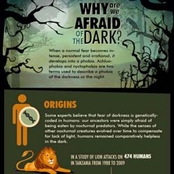 Preview - Fear Of The Dark Infographic