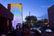 Outdoor Vision Fest 2011 on the campus of Santa Fe University of Art and Design.
