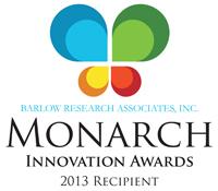 Monarch Award winner 2013