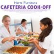 Hertz Furniture Announces Cafeteria Cook-Off Contest