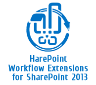 HarePoint Workflow Extensions for SharePoint 2013