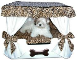 cream-cheetah-canopy-pet-bed