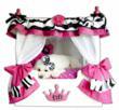 pink-fifi-zebra-canopy-pet-bed