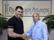 Osvaldo Silva, CEO GotChosen and Craig Domeck, Ed.D., Dean of Palm Beach Atlantic University Orlando Campus