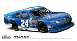 Blake Koch Car Photo