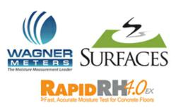 Wagner Meters, Surfaces and Rapid RH