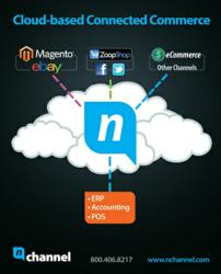 nChannel multi-channel integration with Magento