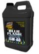 Orange Crush Runs Fast and Furious With Champion Blue Flame® Performance Diesel Motor Oil