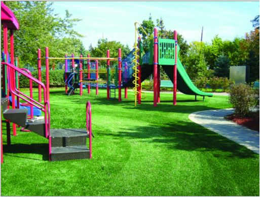 Easyturf To Showcase Complete Synthetic Playground System