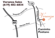 Map - Veranza at The Summit EastLake