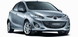 The Mazda2 from £169 per month at Hendy Mazda